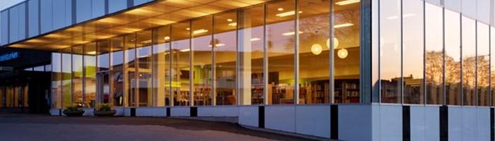 Bibliotek, kultur och fritid